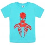 """2601-1 """"Спайдер"""" футболка для мальчиков 2-6 лет"""