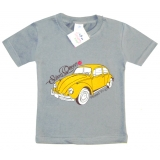 """2601-2 """"АВТО"""" футболка для мальчиков 2-6 лет"""