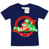 """2601-3 """"ГОНКИ"""" футболка для мальчиков 2-6 лет"""