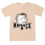"""2601-6 """"Рыцарь"""" футболка для мальчиков 2-6 лет"""