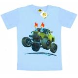 """2601-7 """"Форсаж"""" футболка для мальчиков 2-6 лет"""