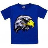 """5901-1 """"Орёл"""" футболка для мальчиков 5-9 лет"""