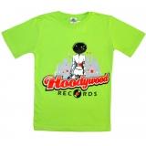 "91302-4 ""Голливуд Рекордз"" футболка для девочек 9-13 лет"