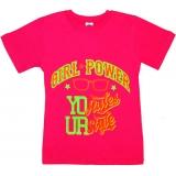 """91302-6 """"Твой Стиль - Твои Правила!"""" футболка для девочек 9-13 лет"""