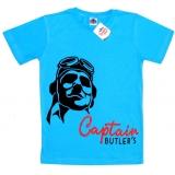 """91301-4 """"Капитан Батлер"""" футболка для мальчиков 9-13 лет"""