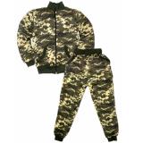 """44-1015219 """"Камуфляж-ЦН"""" костюм на молнии, 10-15 лет, двухнитка с начёсом"""