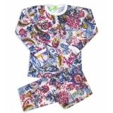 51002-058 Пижама для девочек 5-9 лет